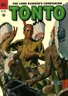 Cover for The Lone Ranger's Companion Tonto (Dell, 1951 series) #4