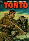 Cover for The Lone Ranger's Companion Tonto (Dell, 1951 series) #5