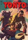 Cover for The Lone Ranger's Companion Tonto (Dell, 1951 series) #6