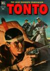 Cover for The Lone Ranger's Companion Tonto (Dell, 1951 series) #7