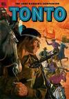 Cover for The Lone Ranger's Companion Tonto (Dell, 1951 series) #9