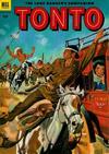 Cover for The Lone Ranger's Companion Tonto (Dell, 1951 series) #10