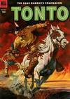 Cover for The Lone Ranger's Companion Tonto (Dell, 1951 series) #11