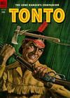 Cover for The Lone Ranger's Companion Tonto (Dell, 1951 series) #12