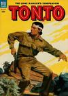 Cover for The Lone Ranger's Companion Tonto (Dell, 1951 series) #14