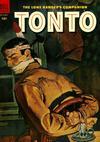 Cover for The Lone Ranger's Companion Tonto (Dell, 1951 series) #15
