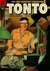 Cover for The Lone Ranger's Companion Tonto (Dell, 1951 series) #19
