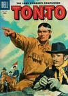 Cover for The Lone Ranger's Companion Tonto (Dell, 1951 series) #21