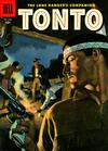 Cover for The Lone Ranger's Companion Tonto (Dell, 1951 series) #22