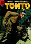 Cover for The Lone Ranger's Companion Tonto (Dell, 1951 series) #23