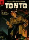 Cover for The Lone Ranger's Companion Tonto (Dell, 1951 series) #27
