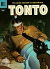 Cover for The Lone Ranger's Companion Tonto (Dell, 1951 series) #29