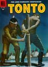 Cover for The Lone Ranger's Companion Tonto (Dell, 1951 series) #30