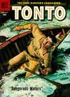 Cover for The Lone Ranger's Companion Tonto (Dell, 1951 series) #31