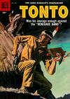Cover for The Lone Ranger's Companion Tonto (Dell, 1951 series) #32