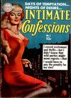 Cover for Intimate Confessions (Avon, 1951 series) #1