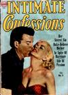 Cover for Intimate Confessions (Avon, 1951 series) #5