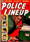 Cover for Police Line-Up (Avon, 1951 series) #1