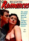 Cover for Realistic Romances (Avon, 1951 series) #1