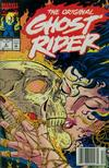Cover for The Original Ghost Rider (Marvel, 1992 series) #6