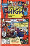Cover for Riverdale High (Archie, 1990 series) #2