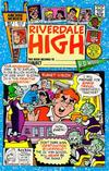 Cover for Riverdale High (Archie, 1990 series) #3
