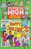 Cover for Riverdale High (Archie, 1990 series) #4