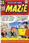 Cover for Mazie (Harvey, 1955 series) #15