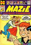 Cover for Mazie (Harvey, 1955 series) #28