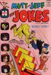 Cover for Mutt & Jeff New Jokes (Harvey, 1963 series) #3