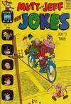 Cover for Mutt & Jeff New Jokes (Harvey, 1963 series) #4