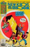 Cover for The New Kids on the Block: NKOTB (Harvey, 1990 series) #1