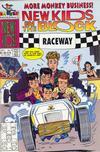 Cover for The New Kids on the Block: NKOTB (Harvey, 1990 series) #8