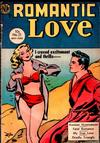 Cover for Romantic Love (Avon, 1954 series) #21