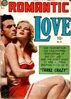 Cover for Romantic Love (Avon, 1949 series) #6