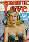Cover for Romantic Love (Avon, 1949 series) #9