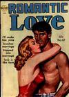 Cover for Romantic Love (Avon, 1949 series) #10