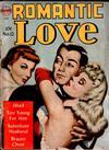 Cover for Romantic Love (Avon, 1949 series) #12