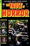 Cover for The Vault of Horror (Gladstone, 1990 series) #1