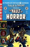 Cover for Vault of Horror (Russ Cochran, 1991 series) #3