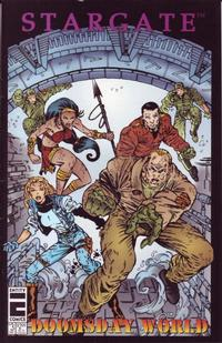 Cover Thumbnail for Stargate Doomsday World (Entity-Parody, 1996 series) #3