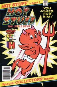 Cover Thumbnail for Hot Stuff, the Little Devil (Harvey, 1957 series) #165