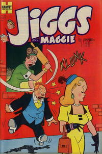 Cover Thumbnail for Jiggs & Maggie (Harvey, 1953 series) #25