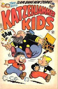 Cover Thumbnail for The Katzenjammer Kids (Harvey, 1953 series) #22