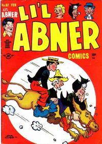 Cover Thumbnail for Li'l Abner Comics (Harvey, 1947 series) #62