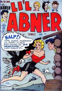Cover Thumbnail for Li'l Abner Comics (Harvey, 1947 series) #64