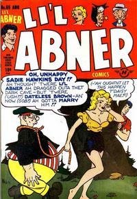 Cover Thumbnail for Li'l Abner Comics (Harvey, 1947 series) #65 (5)