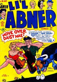 Cover Thumbnail for Li'l Abner Comics (Harvey, 1947 series) #v2#6 (66)