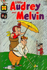 Cover Thumbnail for Little Audrey and Melvin (Harvey, 1962 series) #22