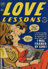 Cover Thumbnail for Love Lessons (Harvey, 1949 series) #5